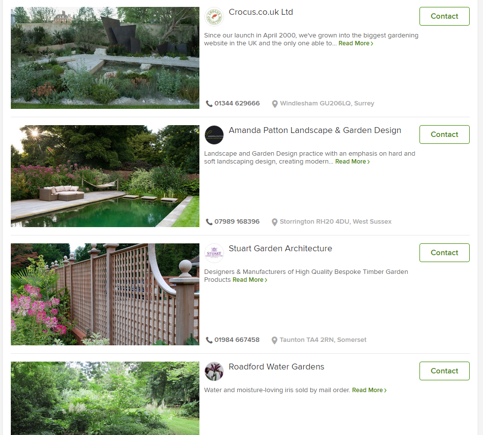 Landscapers on Houzz