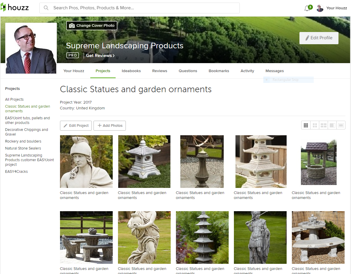 Statues from Supreme Landscaping Products on Houzz