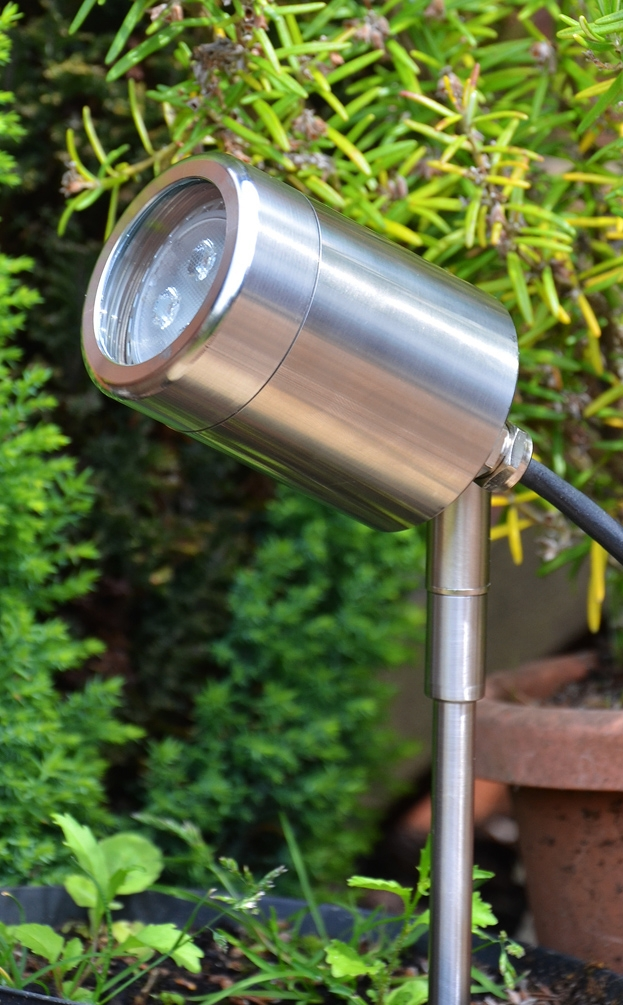 Spike lights for your garden from Supreme Landscaping Products
