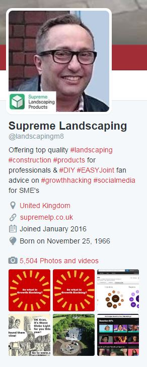 Supreme Landscaping Products and @landscapingm8