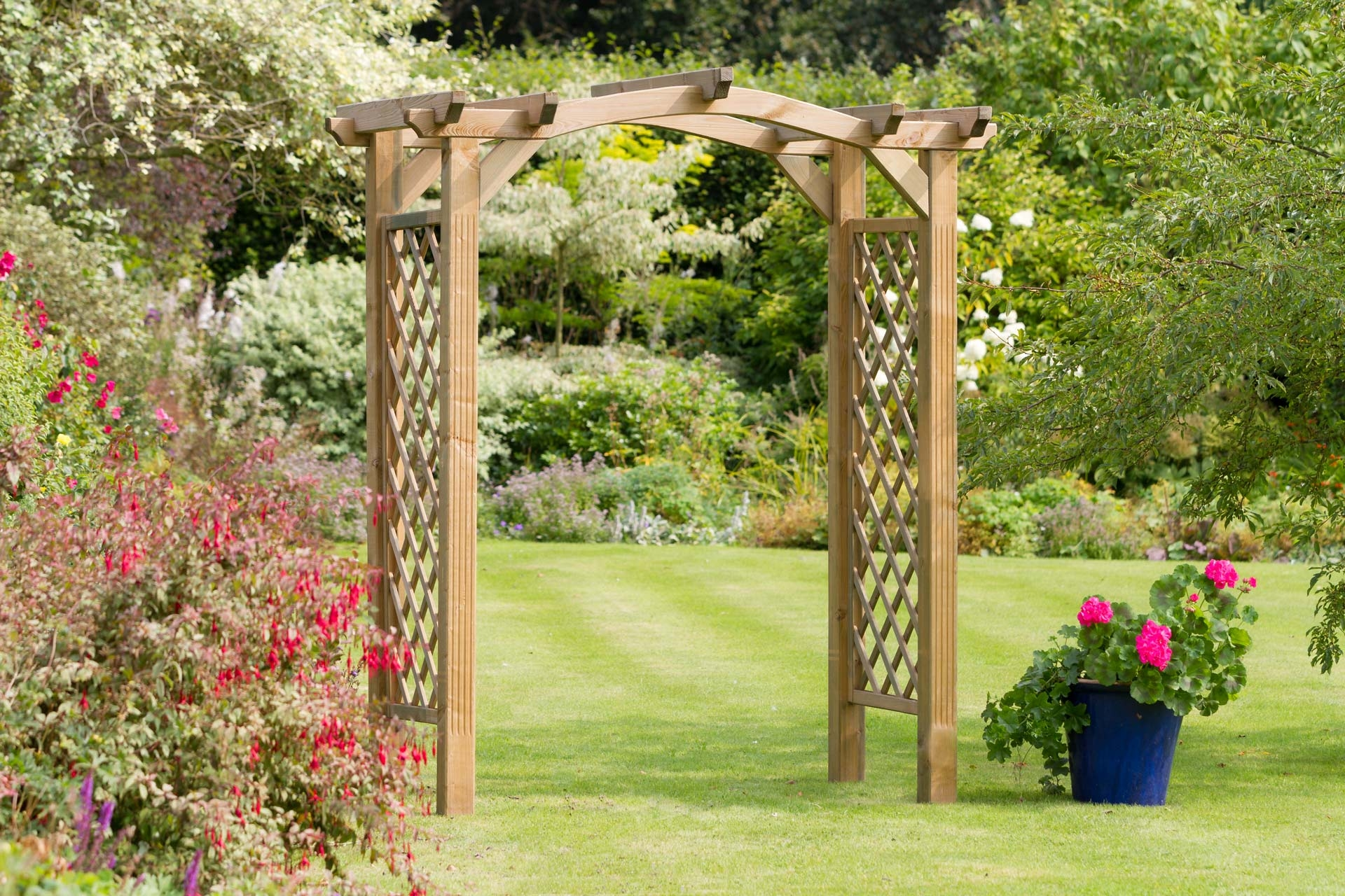 Decorative Arches from Supreme Landscaping Products