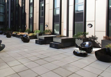 Hammersmith Palais Courtyard Project