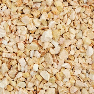 Onxy decorative gravel from Supreme Landscaping Products