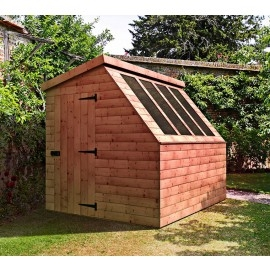 British made potting shed from Supreme Landscaping Products