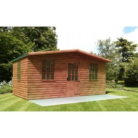 Quality Wooden Villa from Supreme Landscaping Products